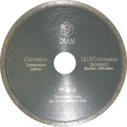 DIAM Ceramics 000213 алмазный круг для керамики 115x1,6x5,0x22,23 Diam По керамике Алмазные диски