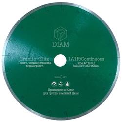 DIAM Granite-Elite 000229 алмазный круг для гранита 115мм Diam По граниту Алмазные диски