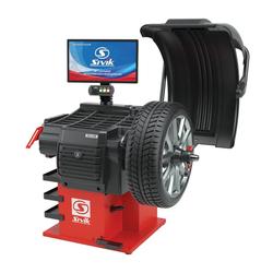 """28"""" Sivik GELIOS (СБМП-60/3D Plus (УЗ)) Балансировочный станок автомат Sivik Балансировочные станки Шиномонтаж"""