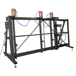 Вайма сборочная пневматическая ВС 006-2200/ -3000 Бакаут Сращивание по длине Столярные станки