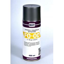 RHT FO-OD Силиконовая смазка (для пищевого производства) RHT Автохимия Автомойка