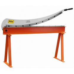 Гильотина ручная сабельного типа Stalex HS-1000 Stalex Ручные Гильотинные ножницы