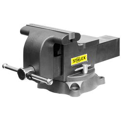 """Тиски слесарные STALEX """"Горилла"""", 200 х 150 мм., 360°, 20,0 кг. Stalex Тиски слесарные Инструмент и оснастка"""