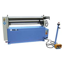 Электромеханический вальцовочный станок  MetalTec RS-1300x1,5E MetalTec Электромеханические Вальцы для металла