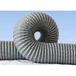 Воздуховод из ткани, покрытой ПВХ - VINI Пром воздуховоды Стружкоотсосы Для производства мебели