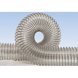 Воздуховод из полиуретана PU с толщиной стенки 0,5мм Пром воздуховоды Стружкоотсосы Для производства мебели
