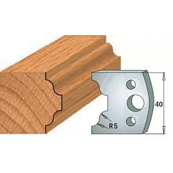 Комплекты ножей и ограничителей серии 690/691 #025 CMT Ножи и ограничители для фрез 40 мм Ножи