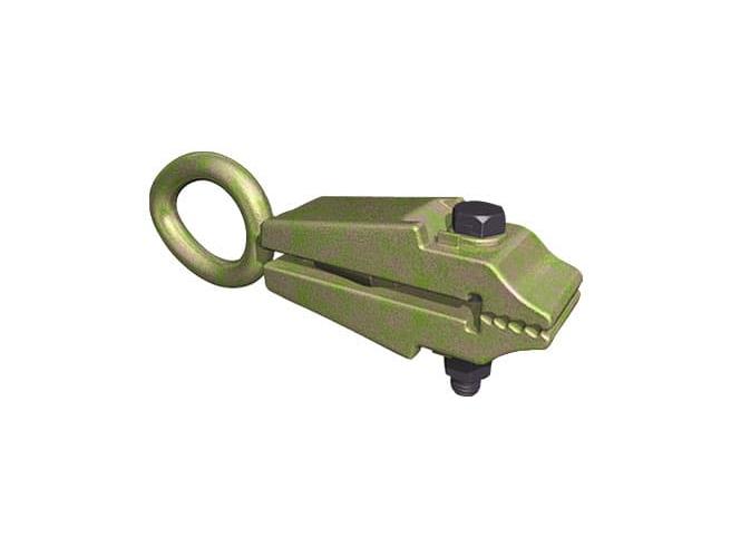 Сорокин 6.1 Зажим с короткими губками 5т Сорокин Правка кузовов Сервисное оборудование
